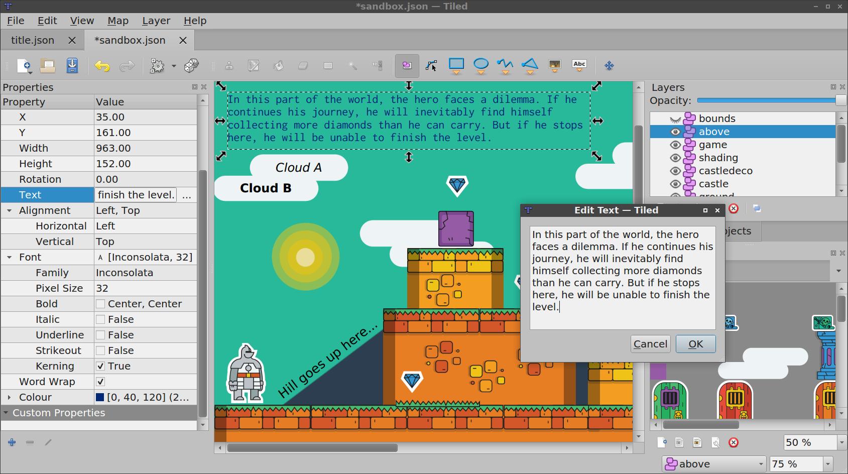 Tiled 1 0 released | Tiled Map Editor