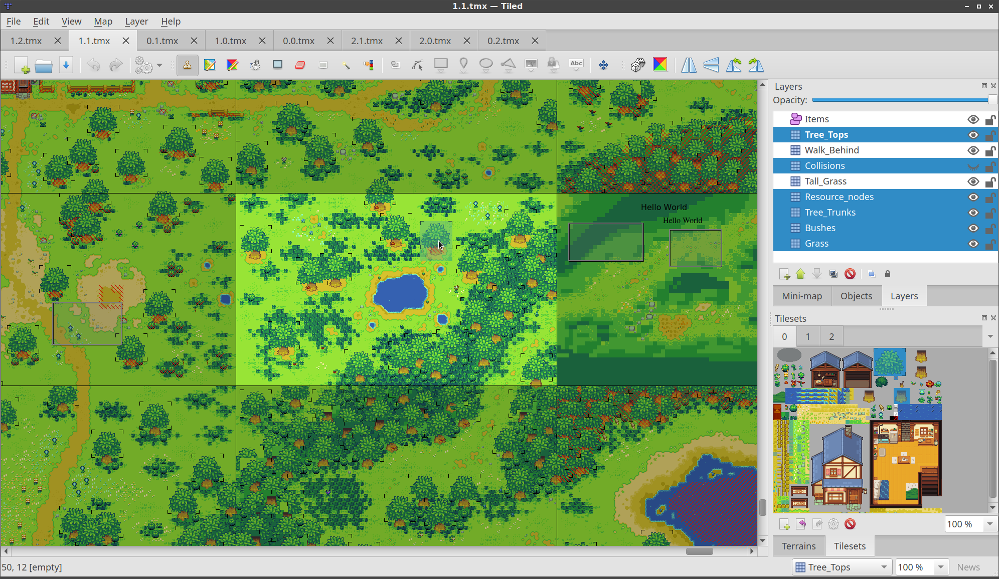 Tiled 1 2 released | Tiled Map Editor
